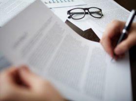 Декларация съгласие за обработка на лични данни