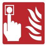 Знак за пожарна безопасност - пожарна аларма