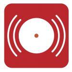 Знак за пожарна безопасност - знак за пожарна аларма