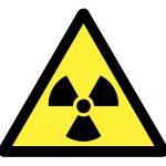 Знак за внимание, Внимание опасност от йонизиращи лъчения