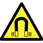 Знак за внимание, Внимание опасност от силни магнити, Внимание силно магнитно поле