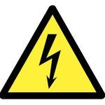 Знак за внимание, Внимание опасност от високо напрежение, Внимание електрически ток